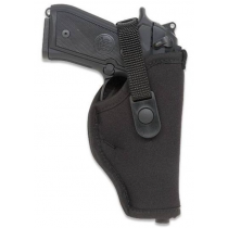 "Gun Mate Hip Holster Size 10 Right Hand Fits Large-Frame Pistols 4"" Barrels"