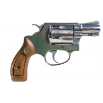 """Smith & Wesson Model 60, 2"""" Stainless, 38 Special, *Good*"""