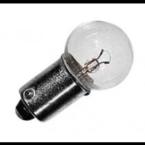 Ancor - BA9S Base 3.80W White G4.5 Incandescent Bulbs