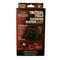 Bushmaster Tactical Field Cleaning System with Bore SQUEEG-E - 17 Piece