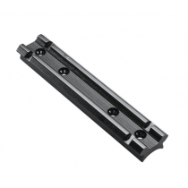 Weaver Mounts 1-Piece Base For Springfield 1911 Top Mount Style Black Gloss Finish