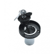 Perko Chromalex Locking Gas Fill