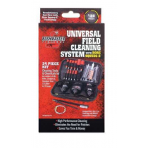 Bushmaster Universal Field Cleaning System with Bore SQUEEG-E - 24 Piece