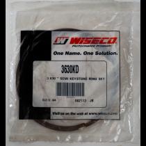 Wiseco Piston Ring Kit Bore Size 3.630 Johnson/Evinrude