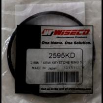 Wiseco Piston Ring Kit Bore Size 2.595