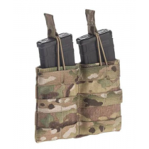 Tac Shield AR-15 Double Speed Load Mag Pouch Multicam