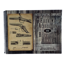 Firearms Acquisition Disposition Record Book