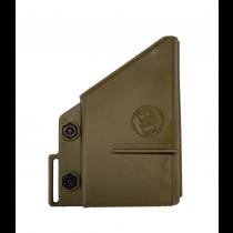 SB Tactical AR-15 Pistol Brace 20 Round Magazine Pouch Polymer FDE