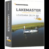 Humminbird Lakemaster Satellite View 600050-1 - Louisiana Delta