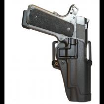 Blackhawk SERPA CQC 1911 Government Holster Right Hand Black Matte