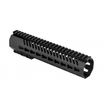 "Mission First Tactical Tekko AR-15 Free Float Handguard 10"" Keymod Aluminum Black"