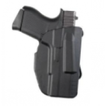 Safariland ALS Concealment Paddle Holster Glock 42/43 Right Hand Black 7371-895-411