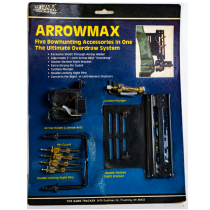 Carbon Express Tracker Arrow Site Overdraw
