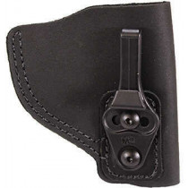 Bianchi Model 6T Waistband Tuckable Concealment Holster Charter Arms Undercover, Colt Detective, Ruger SP101, Right Hand
