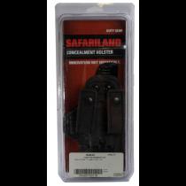 Safariland Holster Model 18 IWB Fits Glock 17/22 Black