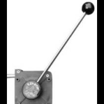 "Ezy-Glide K-060 Black Knob for 1/2"" Handle"