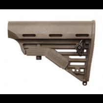 Blackhawk! Knoxx Adjustable Carbine Rifle Commercial Stock, OD Green