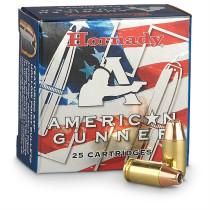 Hornady American Gunner 380 ACP, 90 GR XTP, Box of 25