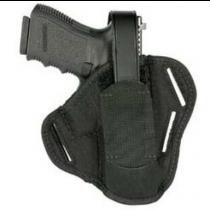 BLACKHAWK! Nylon Ambidextrous Pancake Holster Glock 26/27/33
