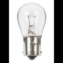 Ancor - BA15S Base 18.40W 5000h White S8 Incandescent Bulbs