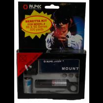 APLEC Crosshair Laser Kit Beretta 96 & 92 Series