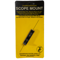Thompson Center Rail Mount Scout Carb