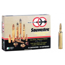 Sauvestre 7mm Remington Magnum 132gr HP, Lead Free, Box of 20