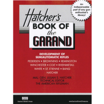 Hatcher's Book of the Garand, *New, Hardcover*