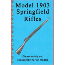 Model 1903 Springfield Rifles Disassembly & Reassembly Guide