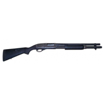"Remington 870 Police Magnum 12GA, 3"", 18"" Barrel, Syn Stock, *Good, Incomplete*"