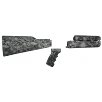 Yugo M70 PAP Rifle Stock Set *Reaper Black*, *New*
