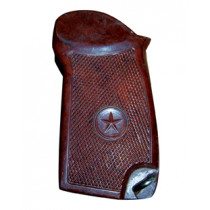 Bulgarian Makarov Grip, Bakelite w/ Star, Original, *Very Good*