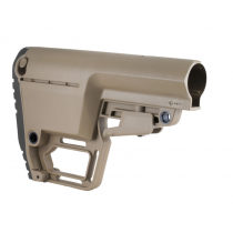Mission First Tactical AR-15 Battlelink Utility Stock Commercial Polymer Dark Earth
