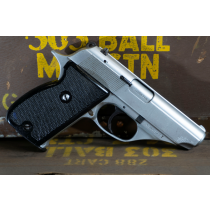 Astra A50, 380 ACP, Stainless, *Good, Incomplete*