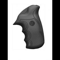 Pachmayr Diamond Pro Grip For S&W N-Frame Round Butt