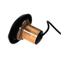 Navico XSONIC Bronze HDI 12 Tilt 50/200 455/800 Thru Hull with 9 Pin Connector and 10M Cable