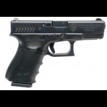 Glock 23 RTF 2, 40 S&W, Puerto Rico Police Marked