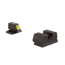 Trijicon HD XR Night Sight Set, Yellow Front Outline for FNH FNS-40, FNX-40, and FNP-40