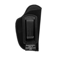 BLACKHAWK! Inside the Pants Holster for .22 and .25 Caliber Small Frame Autos, Right Hand, Belt Clip