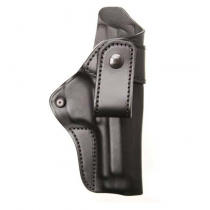 BLACKHAWK! Leather Inside the Pant Holster Black Right Hand M&P Shield