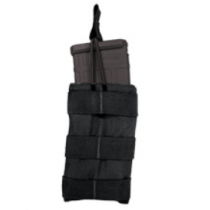 Tac Shield AR-15 Single Speed Load Rifle Magazine Pouch Belt Mounted 1000 Denier Black