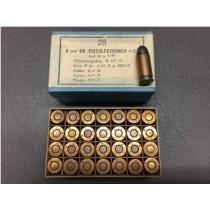 Swedish 9mm Browning Long