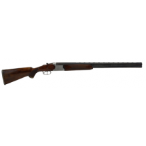 "ID OVER UNDER, 12GA, 28"" Barrel, *Good, Cracked Stock*"