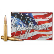 Hornady American Whitetail 270 Winchester, 130 GR SP, Box of 20