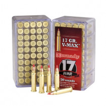 Hornady Varmint Express .17 HMR, 17 GR V-MAX, Box of 50