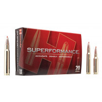 Hornady Superformance 300 Win Mag 150gr GMX, Box of 20