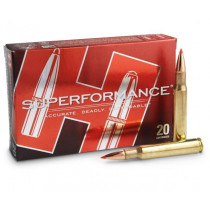 Hornady Superformance 30-06 SPRG, 180 GR SST, Box of 20