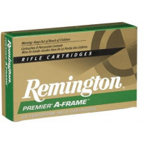 Remington Premier A-Frame 338 Ultra Mag, 250 GR SP, Box of 20