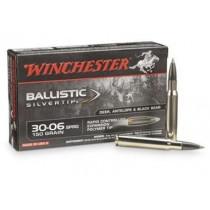 Winchester Ballistic Silvertip 30-06 SPRG, 150 GR, Box of 20
