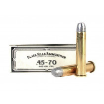 Black Hills 45-70 GOVT 405gr FPL, Box of 20